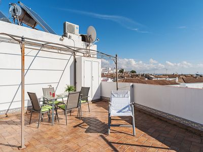 Photo for Terrace with Breathtaking Views - Apartment Sebastian 2 Alto