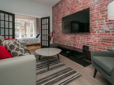 Photo for 2 Bedroom in the Heart of Quebec City, - Newly renovated 2 Bedroom in the Heart