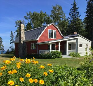 Photo for Charming Renovated Barn on the Coast of Down East, Maine