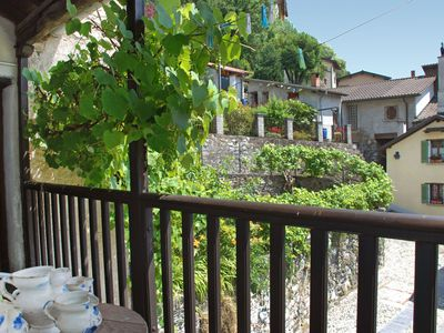 Photo for Stunning private villa with balcony, pets allowed and parking