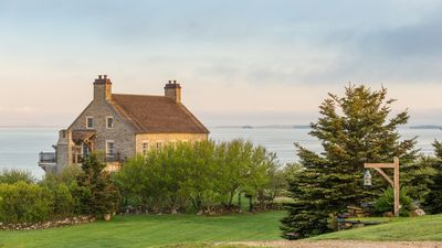 Photo for Astounding Chateau with 192' of oceanfront