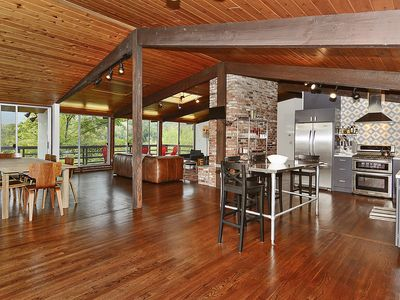 Photo for 5BR Chalet Vacation Rental in Stowe, Vermont