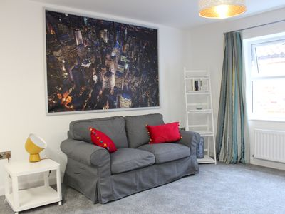 Photo for Fabulous Apartment in the City of Ripon, close to Cathedral with private parking