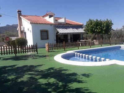 Photo for Self catering Villa Mercedes for 9 people