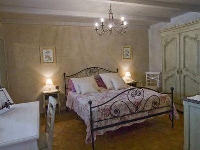 Photo for Calm Comfort Sweetness of life for 3 people + 1 Baby in a Mas in Provence