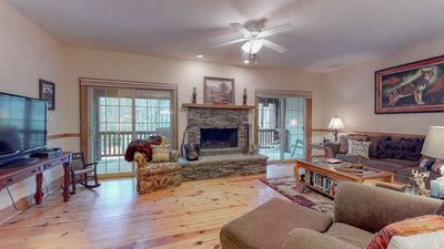 Photo for Fantastic Family Getaway! Sleeps 7, Amenities at Sapphire Valley Included!
