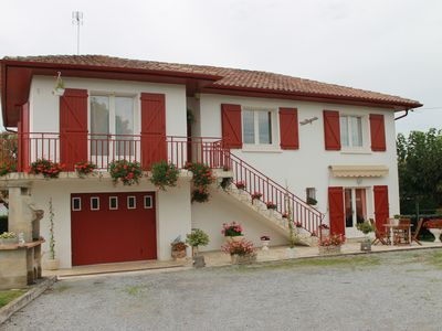 Photo for MAITHAGARRIA COTTAGE 2 STARS AND 2 KEY IN THE BASQUE COUNTRY BETWEEN SEA AND MOUNTAIN