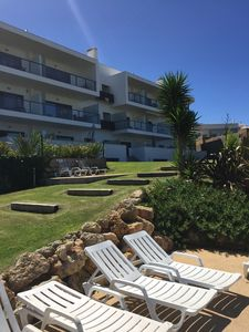 Photo for SOLRIO  Luxury Ground  Floor Apartment  / Central Alvor - Wifi, UK TV -(A/L Reg)