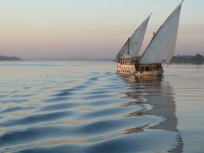 Dahabiya Dream Sailing the Nile