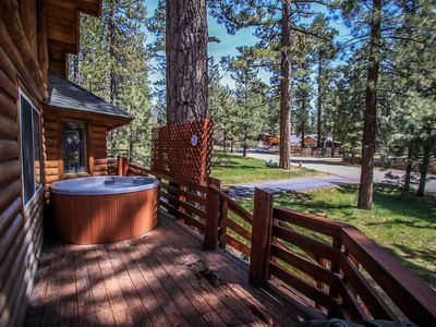 Photo for House 929 m from the center of Big Bear Lake with Parking, Internet, Washing machine, Balcony (983593)