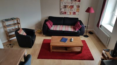 Photo for Duplex, 4 people between center and beach with parking and wifi