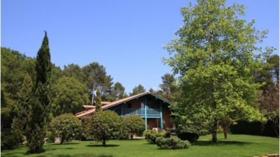 Photo for Seignosse, calm, villa clas. 4 *, with heated pool, for 10pers.