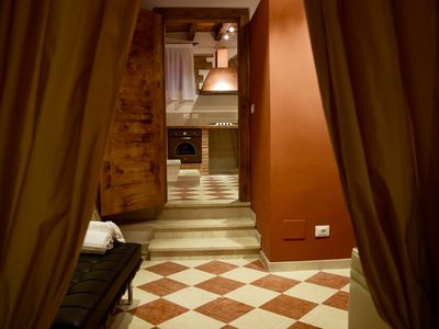 Photo for Sauna apartment in the center of Verona