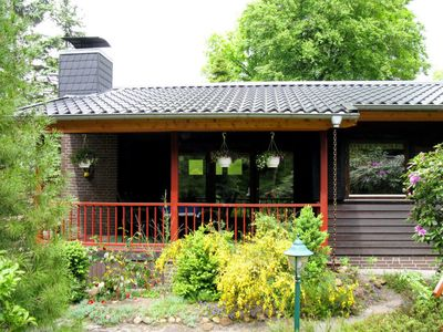 Photo for Vacation home Ferienhaus (WGT125) in Wingst - 4 persons, 2 bedrooms