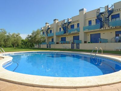 Photo for Vacation home Port Flamingo II in L'Ampolla - 8 persons, 4 bedrooms