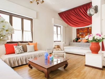 Photo for Apartment in the center of Athens with Internet, Washing machine, Air conditioning (1028965)