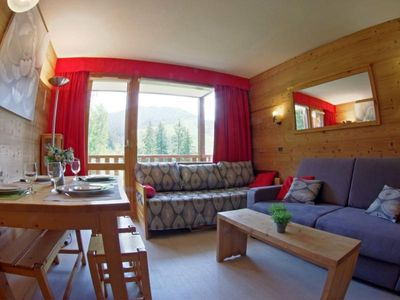 Photo for Apartment Valmorel, 1 bedroom, 4 persons