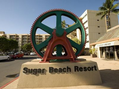 Photo for UP TO 25% OFF!!!  Sugar Beach Resort Ground Floor Condo with Pool View #108