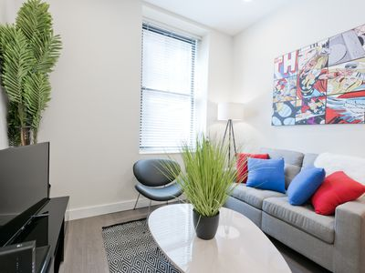 Photo for Sonder | Winthrop Square | Bold 1BR + Laundry