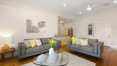 Photo for Auchenflower, Tallywood Apt 1 - Pet Friendly/Family Friendly/Great outdoor area