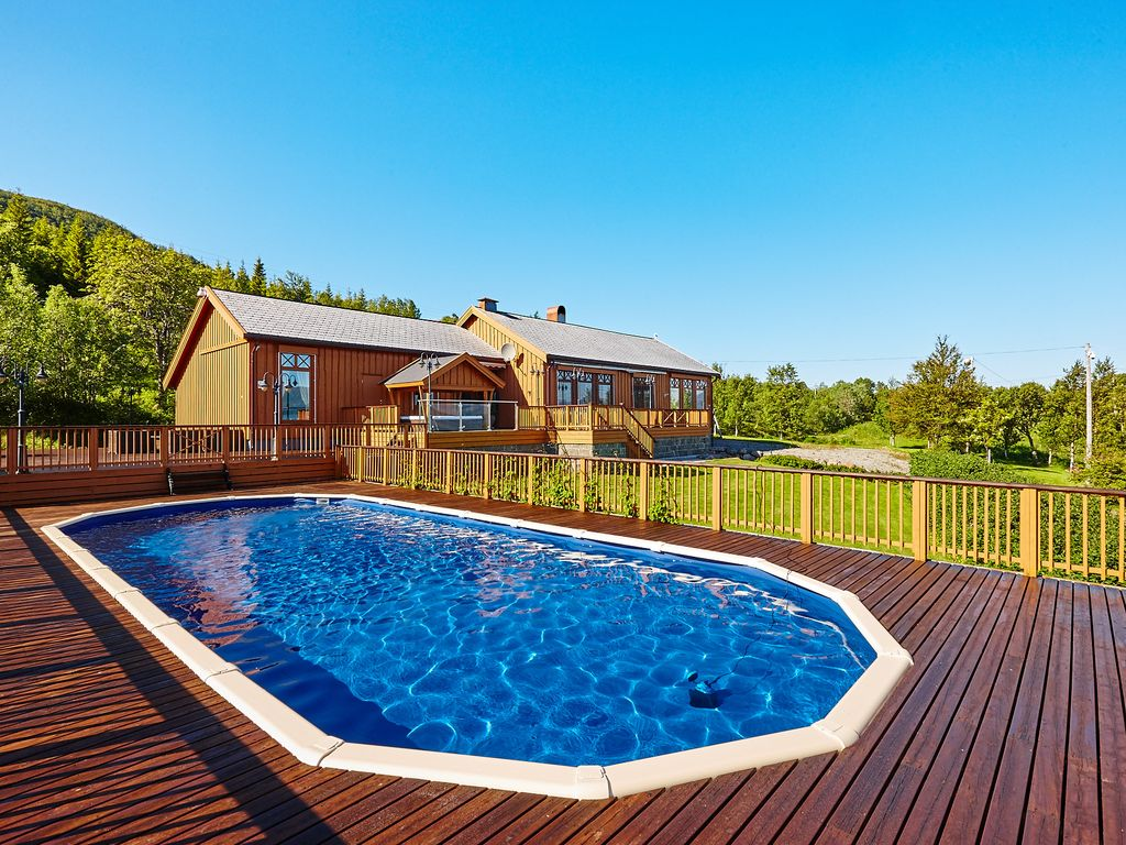 Large And Exclusive Holiday Home In Beautif Homeaway