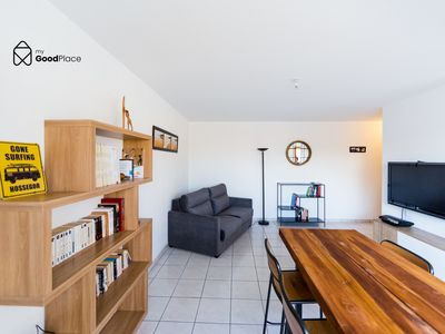Photo for ❤️ Nice apartment overlooking Loire - Free parking - Cité des Congrès