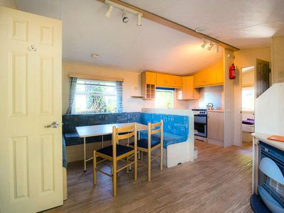 Photo for Camping la Sirène ***** - Mobile home Select Plus air-conditioned 3 rooms 6 persons