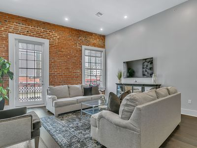 Photo for *2 Private Balconies, Downtown 2B/2B*  - The Magnolia