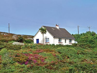 Photo for Detached cottage with sea views on elevated site with extensive views of the South Connemara c…