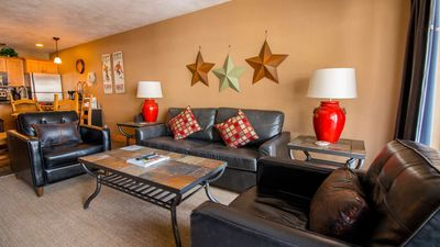 Photo for Mountain Chic 1 Bedroom Condo located in the heart of Historic Park City