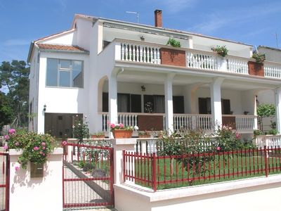 Photo for Apartments Mladen, (13700), Biograd, Biograd riviera, Croatia