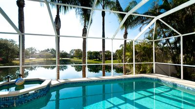 Photo for Villa Lakeview - Private Pool And Just Minutes To The Beach