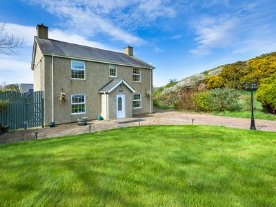 Photo for Situated in the village of Llanengan, just 1.5 miles from Abersoch, is this beautiful detached house