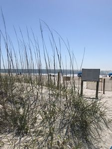 Photo for 300 Yards to the Beach - Largest Floor Plan - Extra Long Balcony