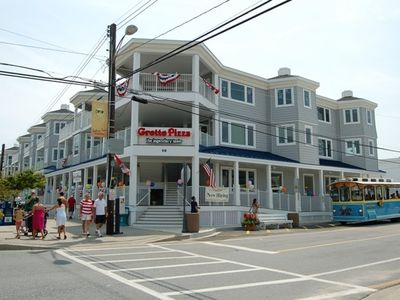 1br Apt In Brand New Blue Surf Iniums Homeaway Bethany Beach