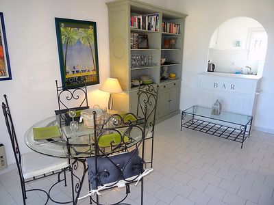 Photo for Apartment Belle Vue in Saint-Tropez - 4 persons, 2 bedrooms