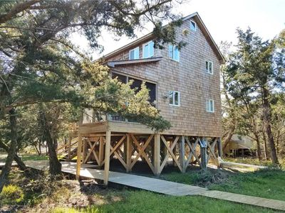 Photo for Piper Green:  Dog friendly on nearly an acre, privacy and tranquility.