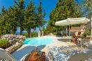 Beautiful villa with private pool and terrace with sea views