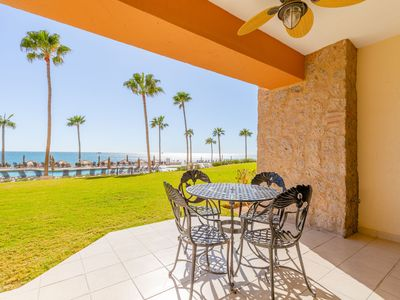 Photo for Sonoran Sea West 109 - 1 Bedroom Ground Floor Ocean Front