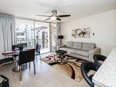 Photo for Family Friendly Condo In The Heart of Waikiki! Amenities and FREE Parking!