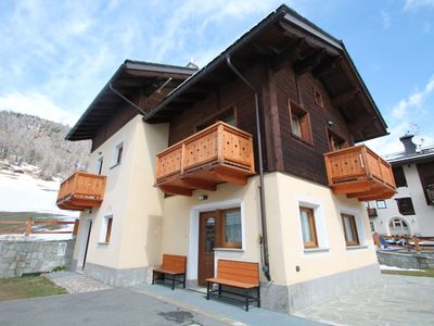 Photo for Stunning Holiday Home in Livigno near Ski Lift