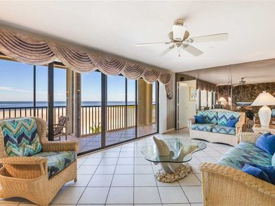 Photo for Carlos Pointe PH1, Penthouse 4 Bedrooms, Sleeps 8, Gulf Front, Heated Pool