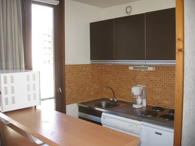 Photo for PLEASANT 2 ROOMS APARTMENT IN THE CENTER OF VAL CLARET SOUTH WEST FACING - GRANDES PATIERES 2- 43