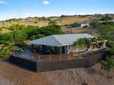 Photo for NEW LISTING! Spectacular Ocean & Coastline Views From This Kohala Estates Beauty