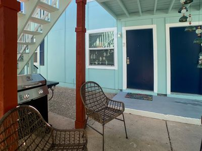 Photo for NEW LISTING! Centrally-located, dog-friendly condo - near the beach