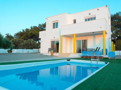 Photo for Vasilis Pool Villa - Fanes