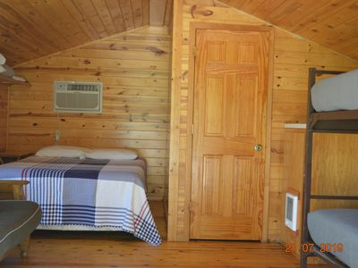 Photo for Cabin 9 - Cabin with Bathroom (Sleeps up to 6)