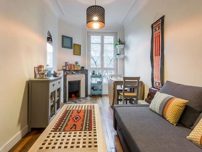 Photo for Typical Parisian flat