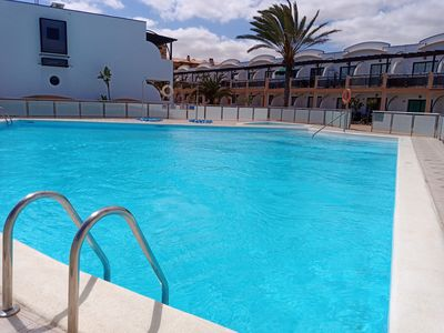 Photo for Apartment Relax front of Pool  Fuerteventura