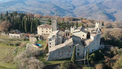 Photo for Apartment for 7 people at Giomici Castle